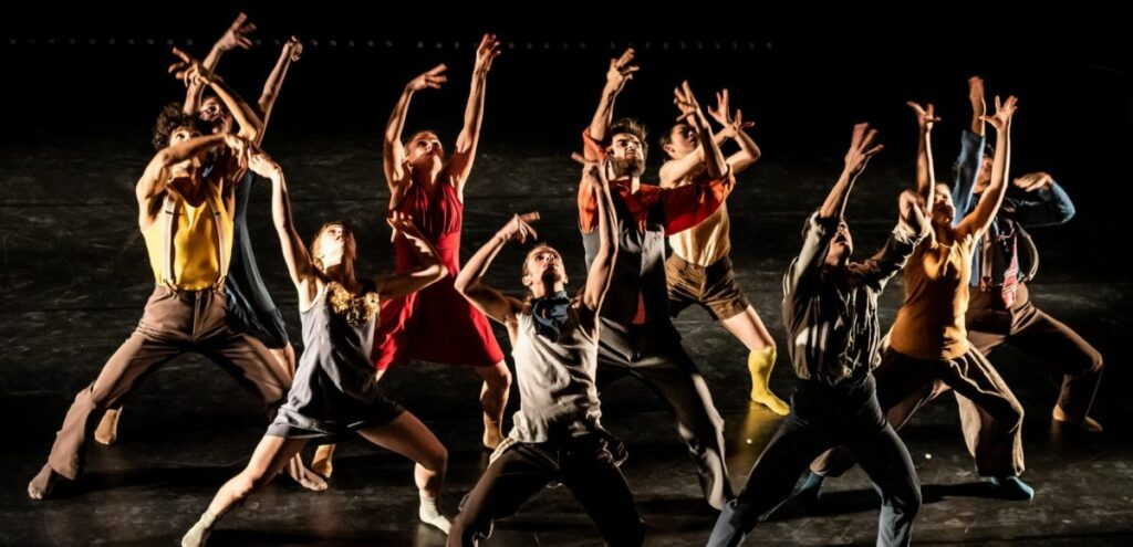 Workshop Dans