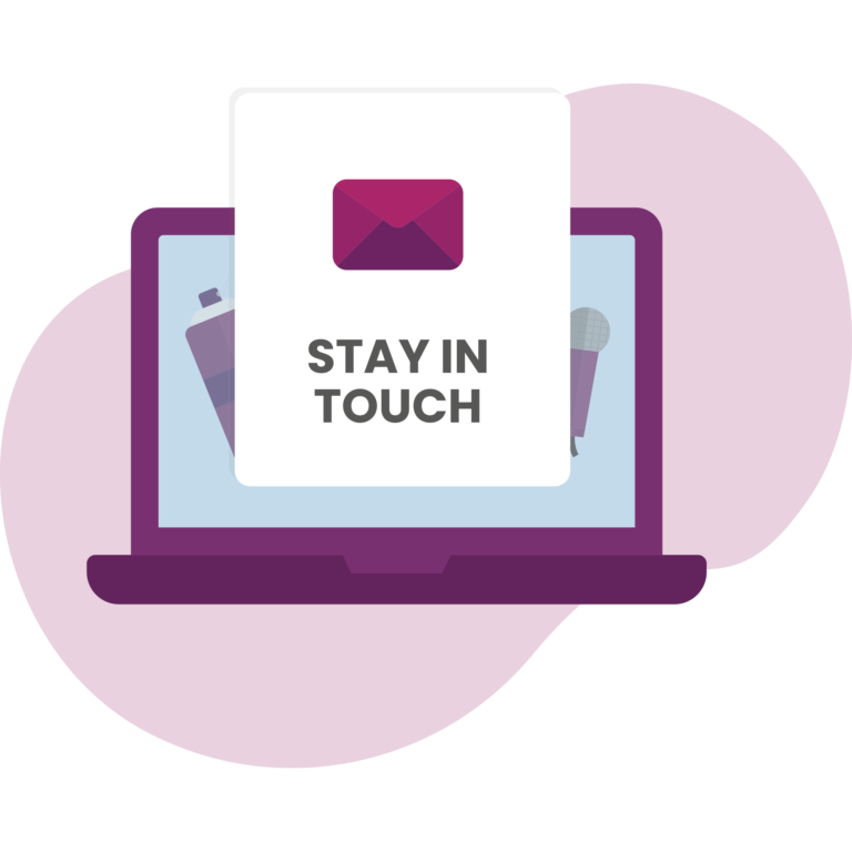 Stay in Touch Workshoppers Contact